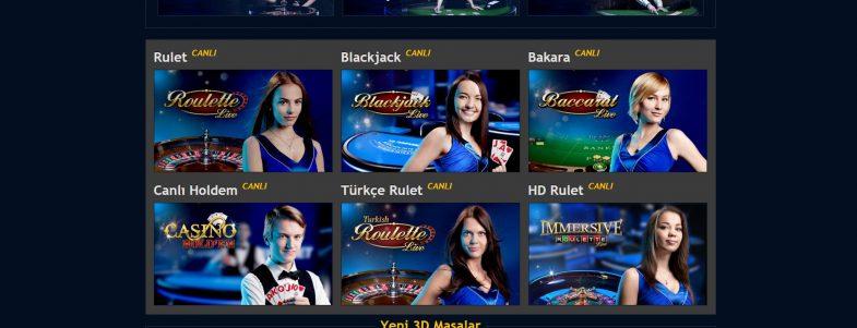 Tempobet Canlı Casino